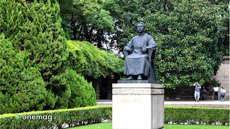 Shanghai, Lu Xun Park