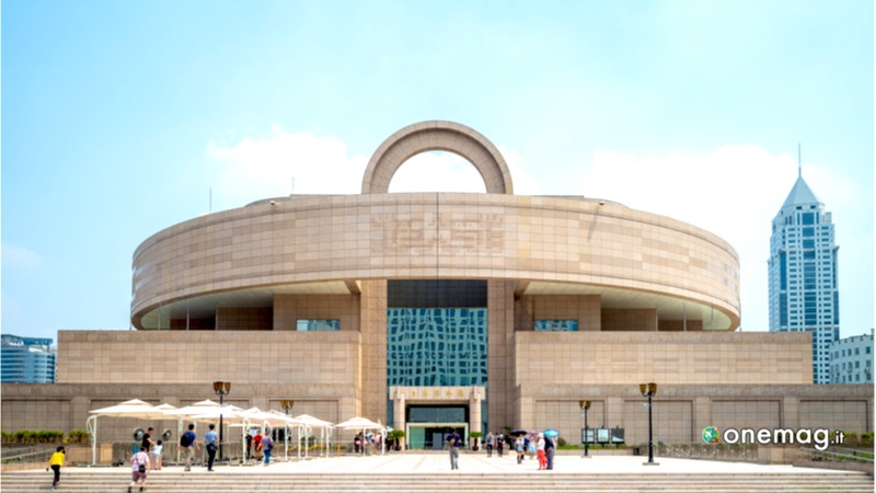 Shanghai, museo
