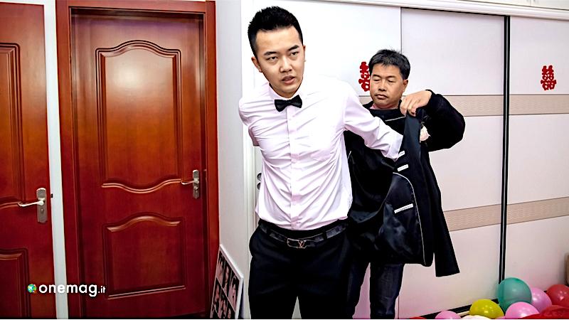 Shanghai, vestito su misura