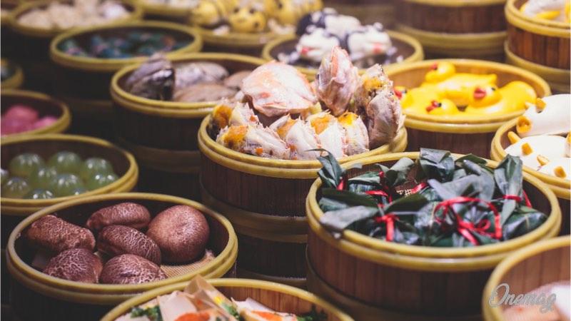 Shanghai, street food