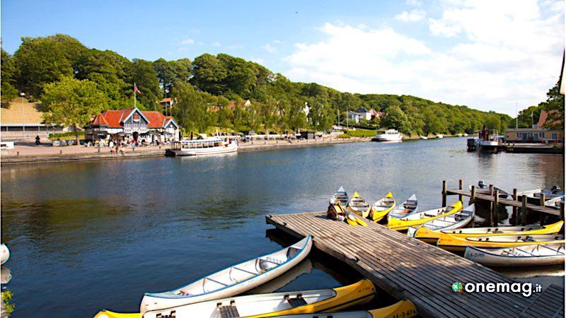 Panorama di Silkeborg