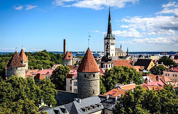 I luoghi da visitare in Estonia, Tallinn