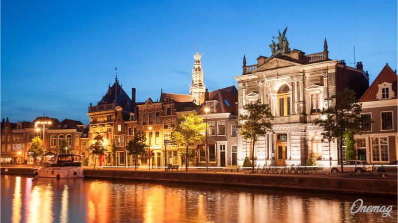 Haarlem, Teylers Museum