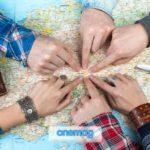 Viaggio in Europa, il fascino di nuove culture