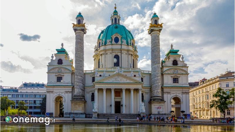 Vienna Chiesa di San Carlo Borromeo