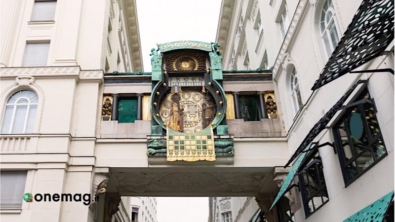 Vienna, Orologio Anker