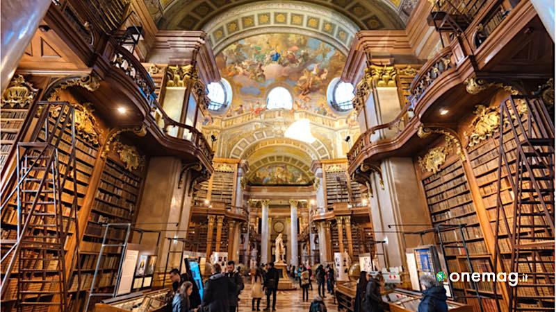 Vienna, Biblioteca Nazionale
