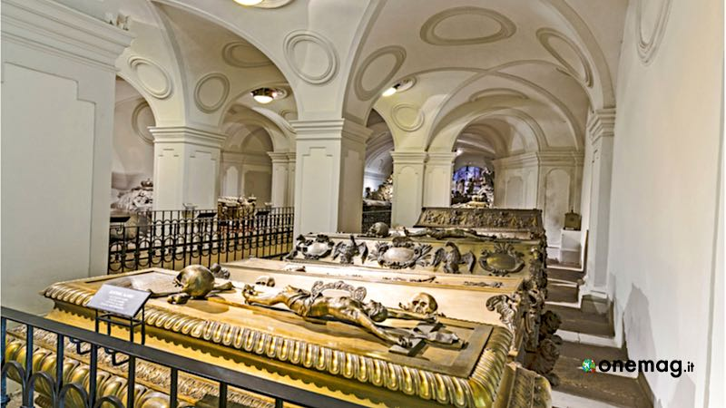 Vienna, catacombe