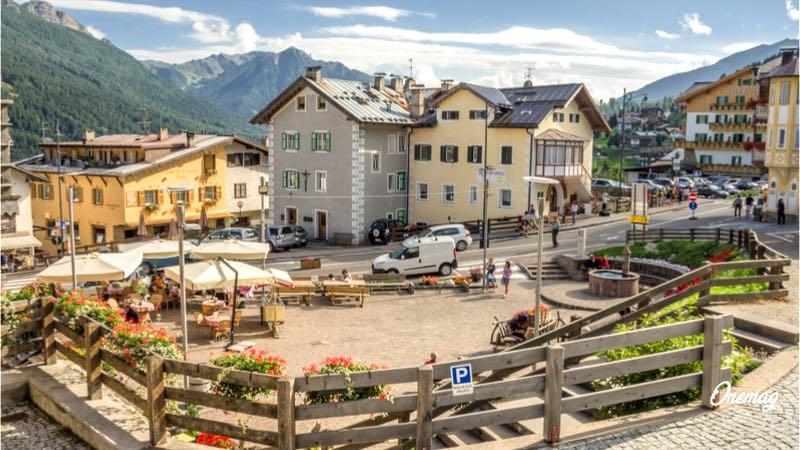 Vigo di Fassa, Trentino