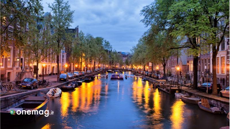 Visitare Amsterdam e i suoi canali