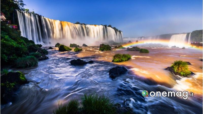 Cascate Iguazu, Argentina e Brasile