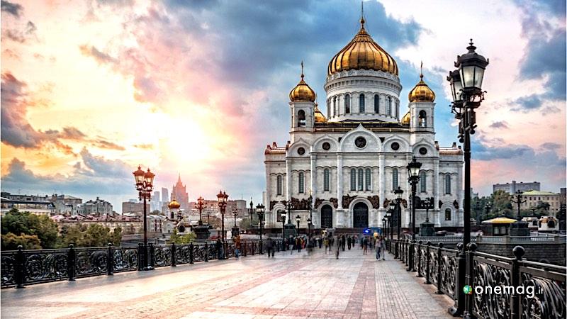 La Cattedrale di Cristo Salvatore, veduta facciata