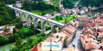 Cosa vedere a Friburgo, la città svizzera bilingue