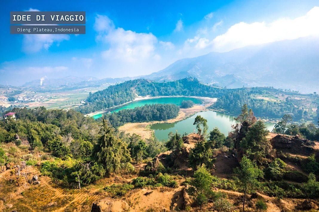 Viaggio a Dieng Plateau