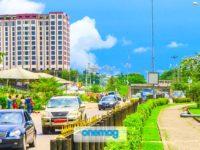 Douala, la capitale commerciale del Camerun