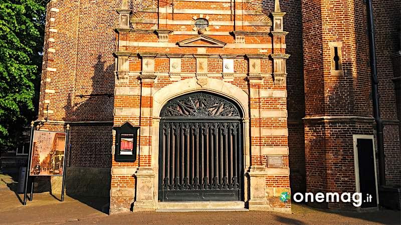 Enkhuizen, la chiesa Westerkerk