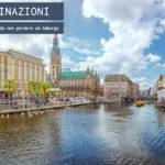 Le 5 attrazioni da non perdere ad Amburgo