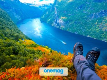 Geirangerfjord, il fiordo patrimonio UNESCOdella Norvegia