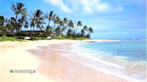Kauai, spiaggia