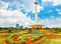 Visitare Merdeka square di Giakarta