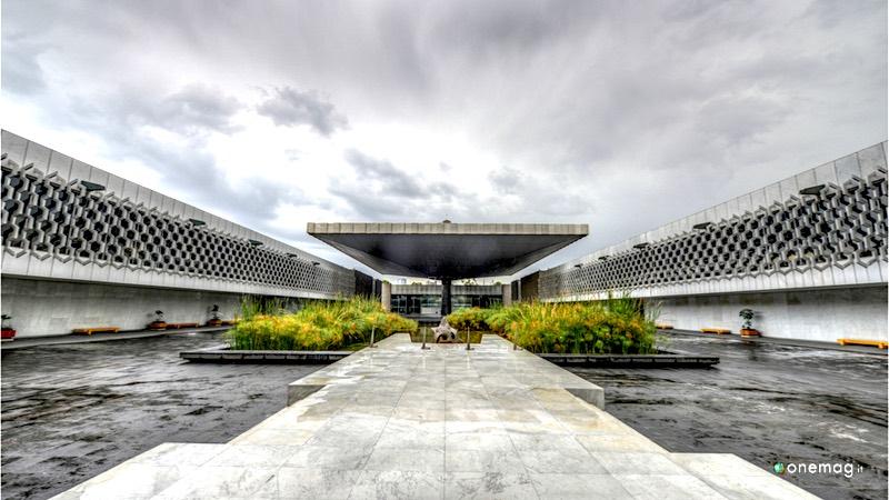 Museo Nazionale Antropologia, Città del Messico