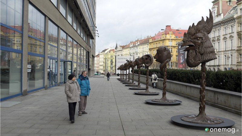Visitare il Palazzo dei Commerci di Praga