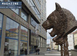 Visitare il Palazzo dei Commerci a Praga