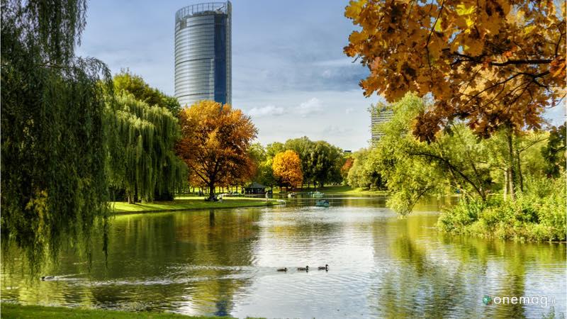 Cosa visitare a Bonn, il Parco Rheinaue