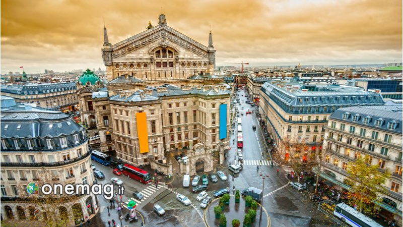 Le sette città da visitare, Parigi