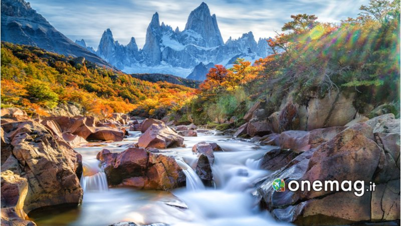 Patagonia, Argentina e Cile