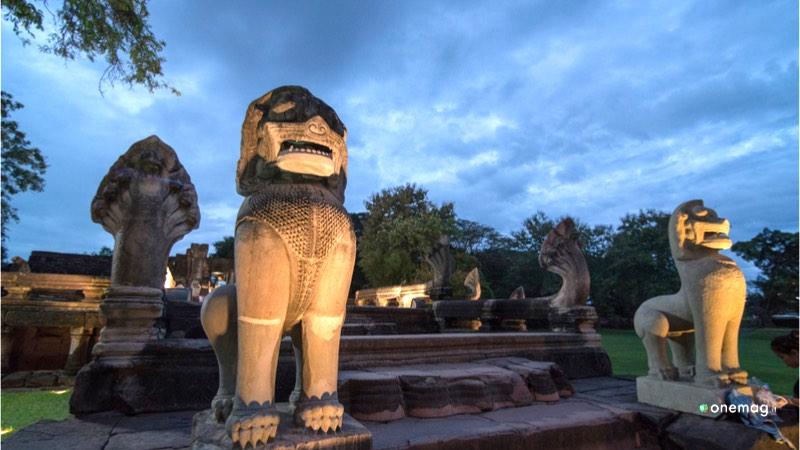 Phimai, il tempio