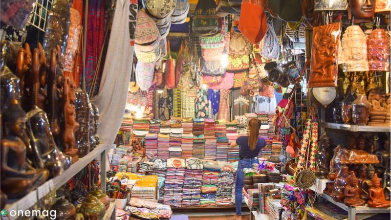 Cosa vedere a Siem Reap, il vecchio mercato