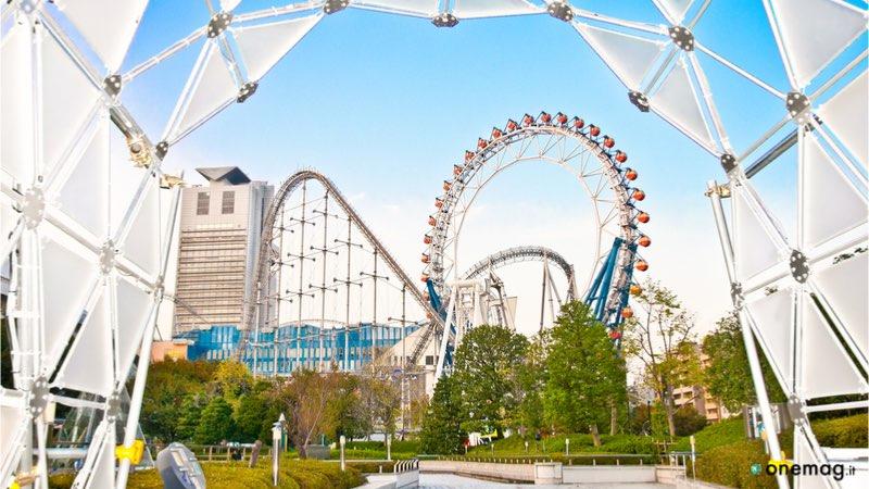 Tokyo Dome e le sue vicinanze