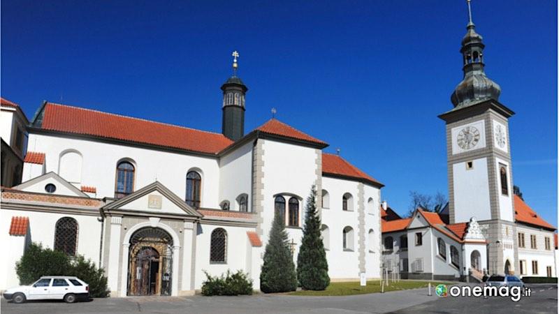 Zbraslav, monastero