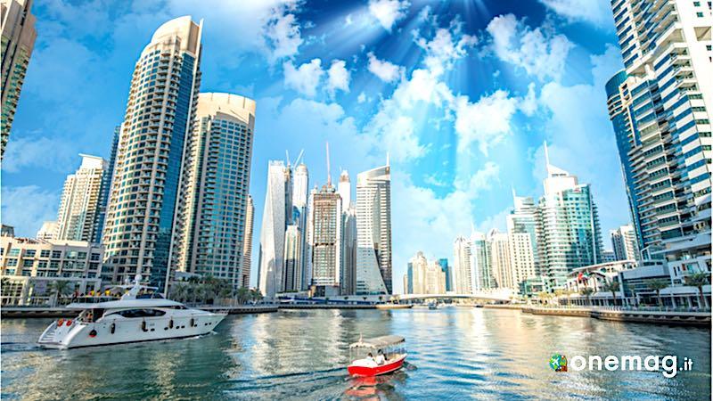 Abu Dhabi, veduta skyline