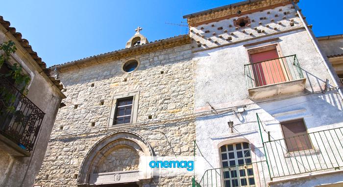 Cosa vedere ad Alberona, la Chiesa di San Giuseppe