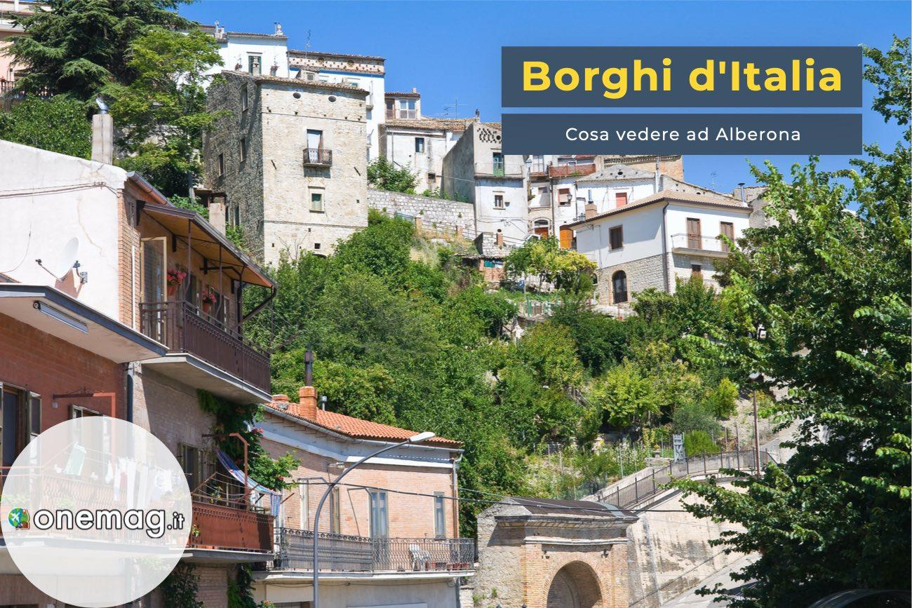 Guida di Alberona, Puglia