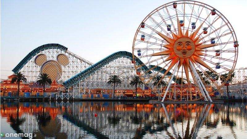 Le 10 città americane più visitate, Anaheim
