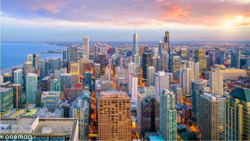 Le 10 città americane più visitate