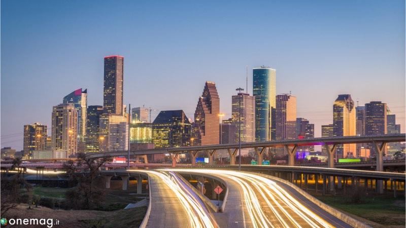 Le 10 città americane più visitate, Houston