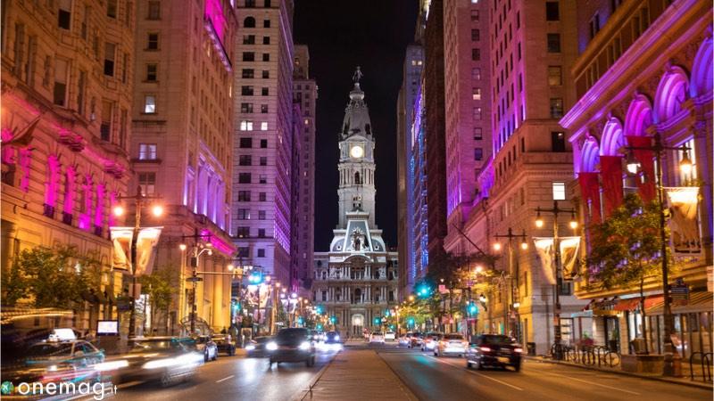 Le 10 città americane più visitate, Philadelphia