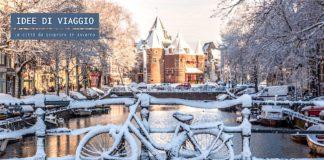 Le città da scoprire in inverno