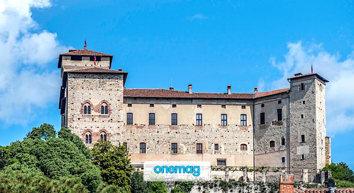 I più belli castelli italiani, la Rocca di Angera