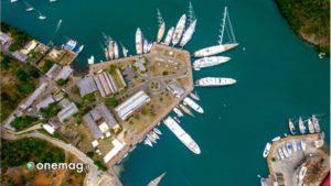 Antigua, porto
