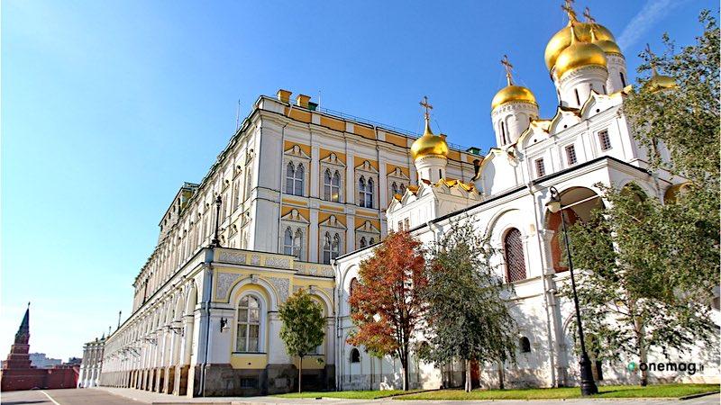 Il Cremlino di Mosca, Armeria