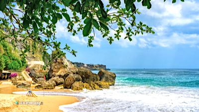 Bali, spiaggia