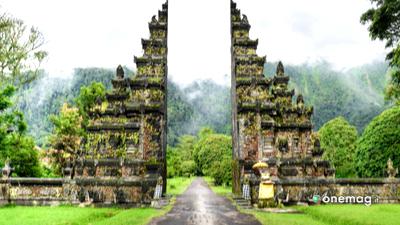 Bali, veduta
