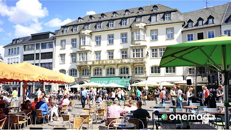 Cosa vedere a Bonn, la Piazza del Mercato