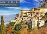 Visitare i borghi più belli d'Italia