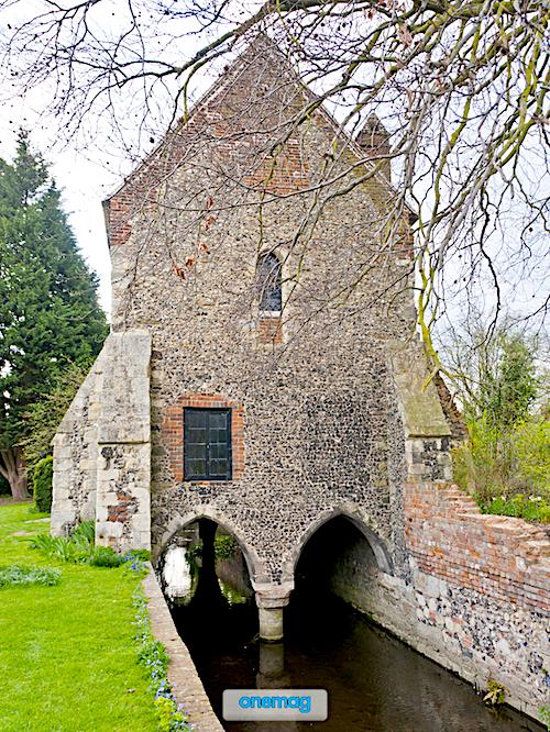 Cosa vedere a Canterbury, la cappella Greyfriars